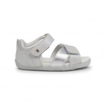 Schoenen Step Up Craft - Sail Silver Shimmer + Misty Silver - 728704