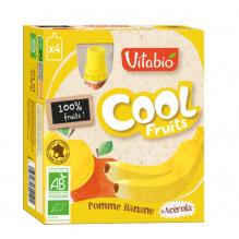 CoolFruit's Appel-banaan 4 pack