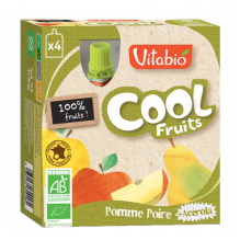 CoolFruit's Appel-peer 4 pack