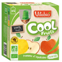 CoolFruit's Appel 4 pack