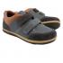 Schoenen Kid+ - Class Charcoal gloss 830203