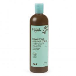 Shampoo met Alep zeep voor normaal haar 500 ml