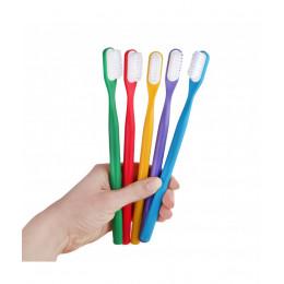 Tandenborstel met verwisselbare kop - zachte borstel