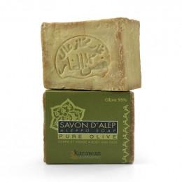 Zwarte zeep met eucalyptus - 200 g