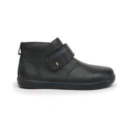 Hoge schoenen 830307 Desert Black kid+ craft