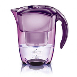 "Waterfilterkan ""Elemaris Cool"" - Luminous Purple - limited edition"