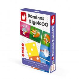 Dominospel Rigolooo - vanaf 2 jaar