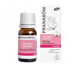Mengsel voor verstuiver BIO - Slaap - Vanaf 3 maanden - 10 ml - Prana BB