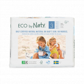 Eco luiers - Maat 3 (4-9kg) - 30 stuks
