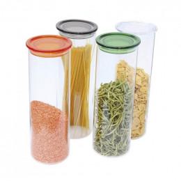 Glazen potje met hermetisch deksel - 1,4 l