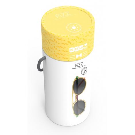 Zonnebril voor kinderen van 6 tot 12 jaar - Sun PiZZ - MEMPHIS