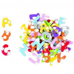 """52 magnetische letters """"Splash"""" - vanaf 3 jaar"""