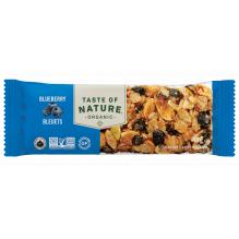 100% biologische reep - Blueberry 1 x 40 g