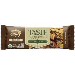 100% biologische reep - Brazilian Nut Fiesta  1 x 40 g