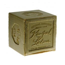 Marseille zeep - groene cube - 600gr
