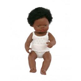 Meisjespop - vanaf de geboorte - 38 cm