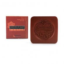 Aleppo zeep - Rode klei - 100 g