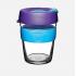 Glazen beker - Brew Silicoon - Medium 340 ml