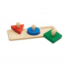 Puzzle de formes - à partir de 12 mois