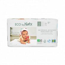 Ecologische wegwerpluiers - Maat 2 Mini - 3 tot 6kg (34 stuks)