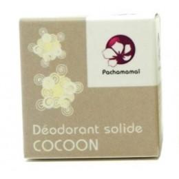 Solide deodorant Naturel Navulling - Cocoon - 25 g in metalen blikje