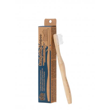 5f0db75acee Tandenborstel voor kids uit bamboe - SeBio