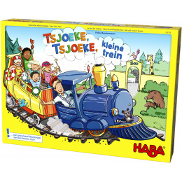 Tsjoeke, Tsjoeke, kleine trein kleurenspel