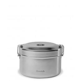 Bento lunchbox - Inox - 850 ml