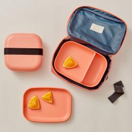 Lunch bag Go REPet - Koraal en storm