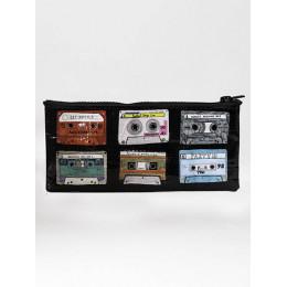 Etui gemaakt van gerecycled materiaal - Mixtape