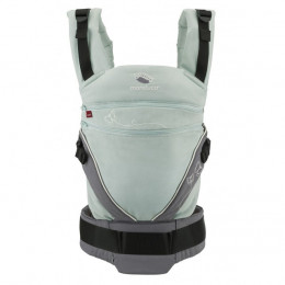 Babydrager carrier XT in biologisch katoen - Butterfly Mint
