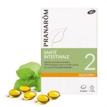 Oleocaps + BIO N°2 - Santé intestinale - 30 capsules