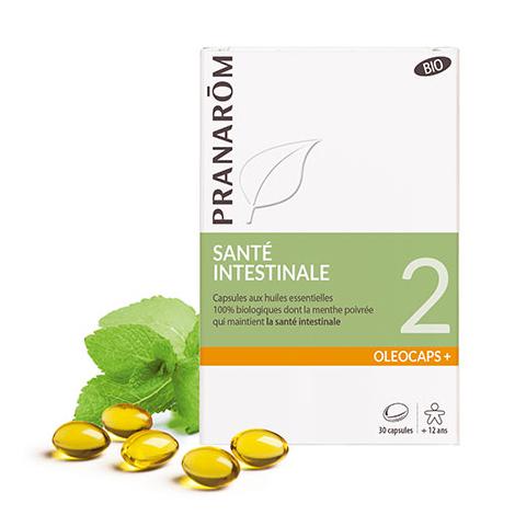 Oleocaps + BIO N°2 - Intestinale gezondheid - 30 capsules