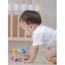 Kubus rammelaar - vanaf 6 maanden