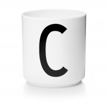 Porseleinen beker C