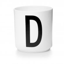 Porseleinen beker D