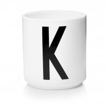 Porseleinen beker K