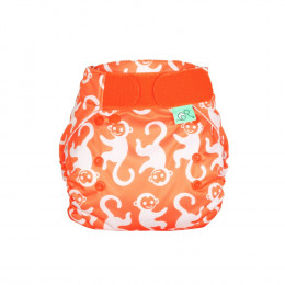 PeeNut beschermenbroekje - Aapjes Oranje