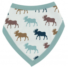 Omkeerbare bandana - 0 tot 12 maanden - Eland  Multicolor