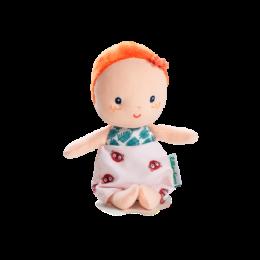 Poupée réversible à raconter - Le petit chaperon rouge - à partir de 18 mois