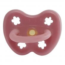 Orthodontische rubberen speen - Bloemen - Watermeloen