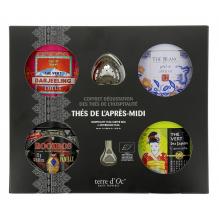 Geschenkdoos collecties thees van gastvrijheid - 48 theezakjes