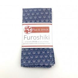 Furoshiki 32x32: Geometric Blue 2