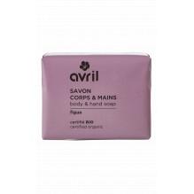 Zeep uit de Provence BIO - met vijgen - 100 g (Avril)