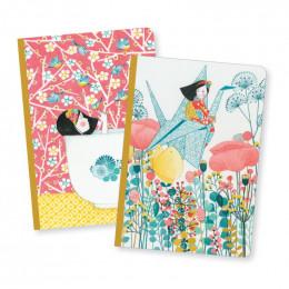 2 notitieboekjes - Misa