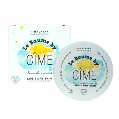 Balsem voor lippen & huid - Le Baume by CÎME