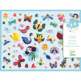Puffy stickers - Kleine vleugels