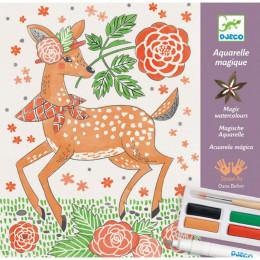 Atelier magisch aquarellen - Dandy of the woods