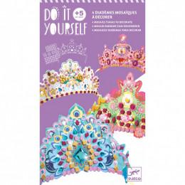 DIY knutselset - prinsessendiadeem