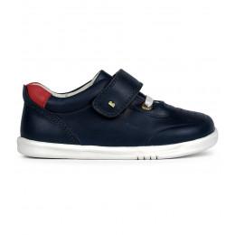 Ryder kindersneakers - I-walk - Navy + Red